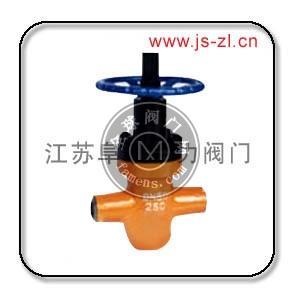 ZF43Y高压平板闸阀,江苏中力高压平板闸阀厂家供应