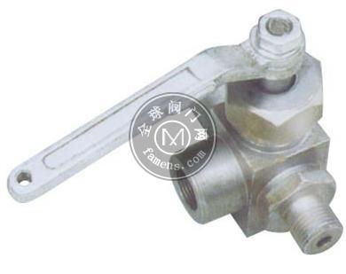 液位计X14H-16不锈钢旋塞阀
