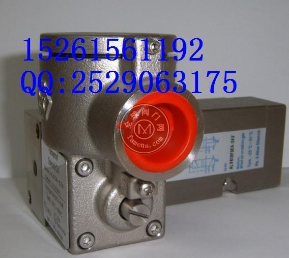 低功耗3.5W不銹鋼電磁閥/CT4-6隔爆BDV610C4