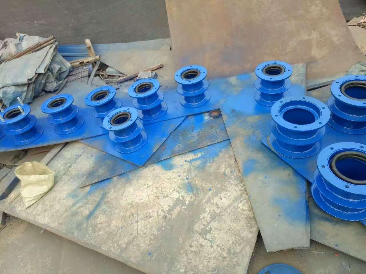 辽源消防水池用DN400柔性防水套管沈阳厂家现货加工