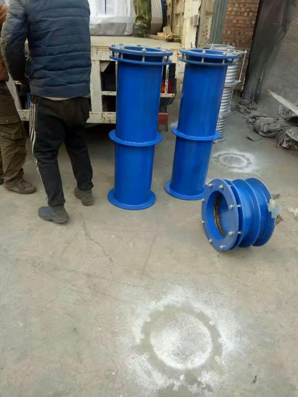 白山建筑预埋DN200柔性防水套管仓库现货批发