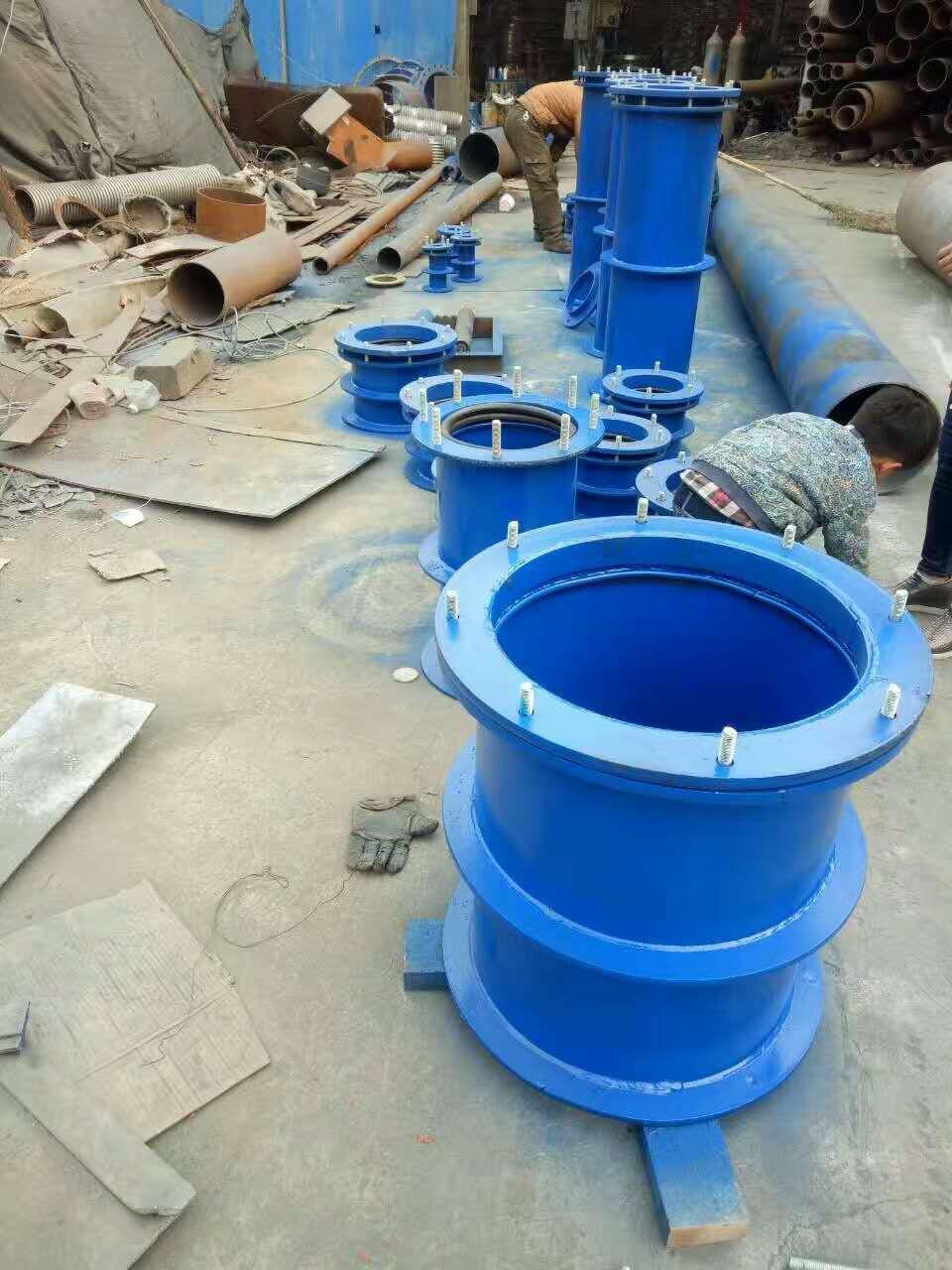 大连消防水池用DN250柔性防水套管厂家现货