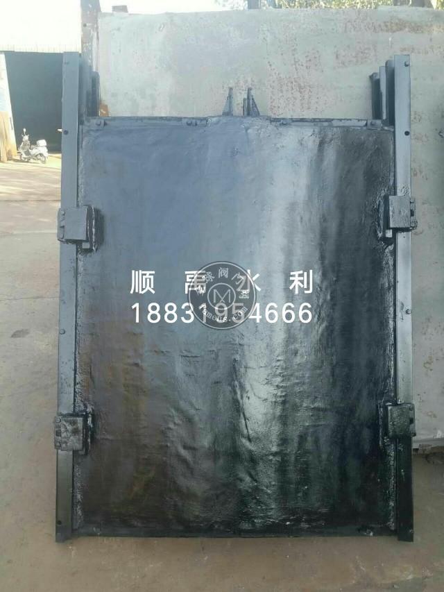 铸铁闸门结构与特点