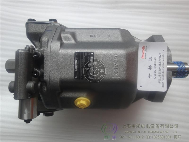 力士乐峰值压力400BAR工程机械柱塞泵A4VG180DA2D2/32R-NZD02F041SH