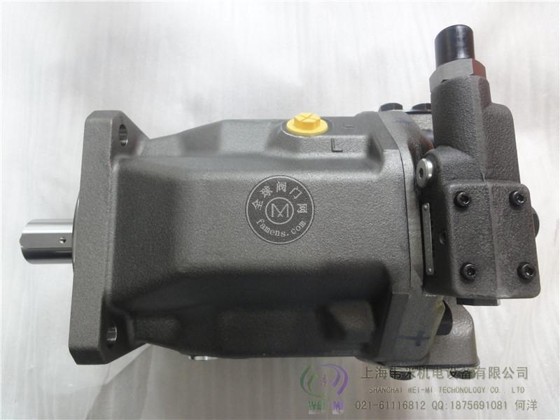 力士乐A4VG系列180排量柱塞泵A4VG180EP0MT1/32R-NZS02F021SP-S