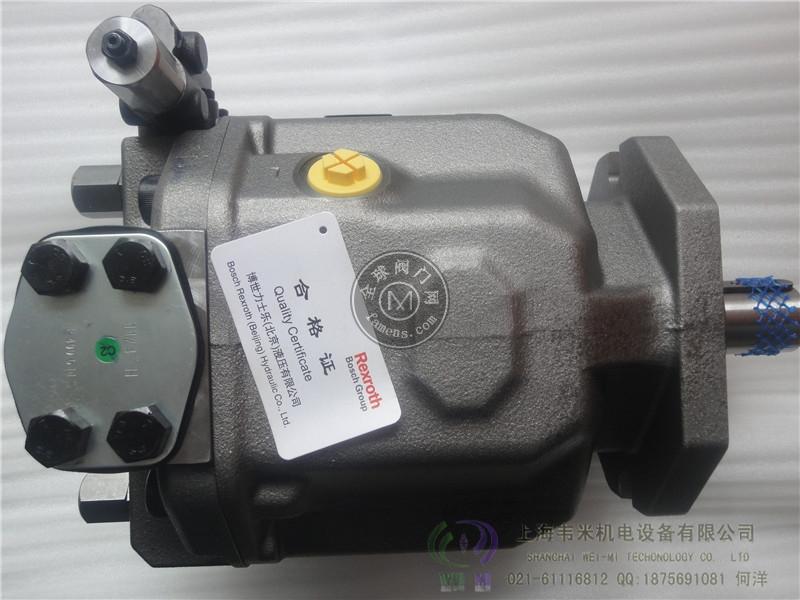 A4VG180DA2D2/32L-NZD02F001SH法兰安装流量可无极调节柱塞泵