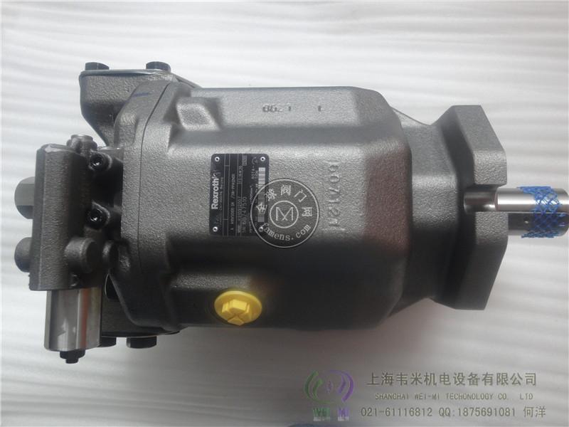 力士樂峰值壓力400BAR工程機械柱塞泵A4VG180DA2D2/32R-NZD02F041SH