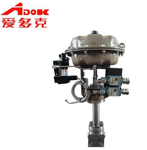 T648Y-200气动高压切断阀