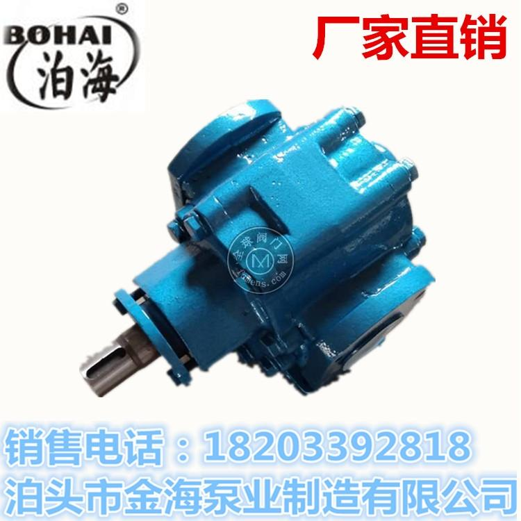 供应ZYB渣油泵齿轮泵增压泵抽油泵渣油输送泵船用泵金海泵业