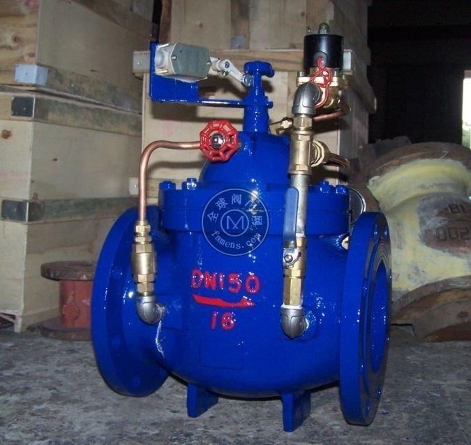 700X流量控制閥 水力控制閥 流量水利控制閥 700X