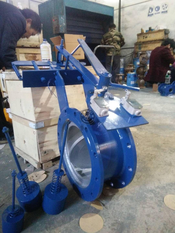 安全煤气切断阀 电磁式煤气切断阀 DMF-0.1 厂家直销