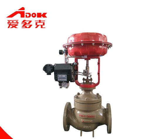 ZJHM-16C气动薄膜套筒调节阀(国产普通定位器)