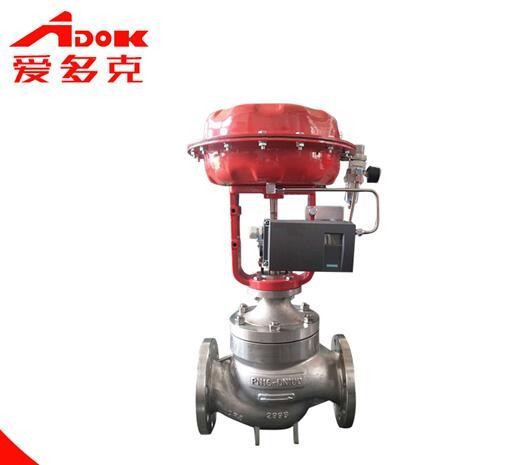 ZJHM-16P气动薄膜套筒调节阀(西门子定位器)