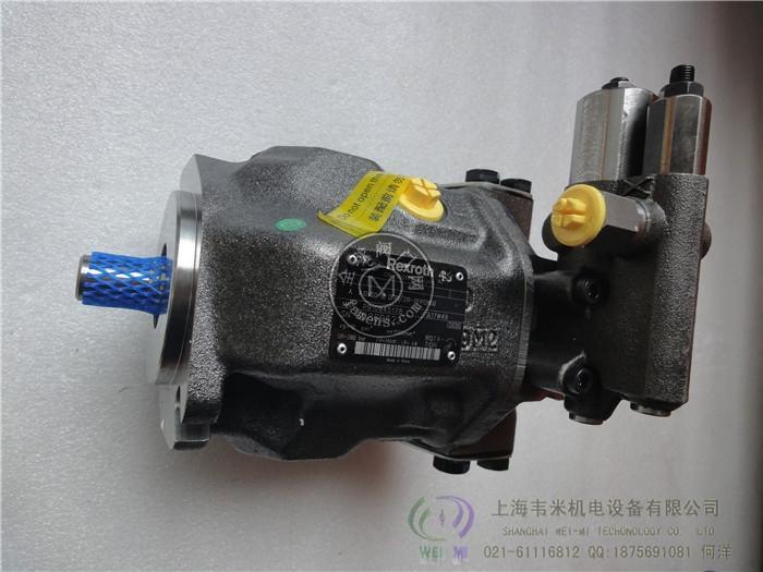 力士乐REXROTH行走机械泵A4VG180DA2D2/32R-NZD02F041SH