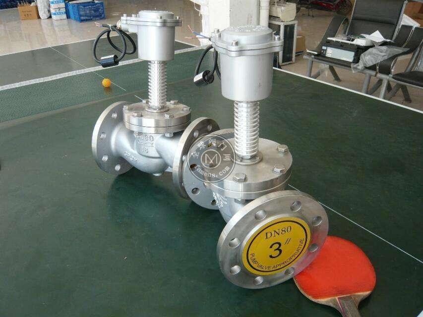 先导式高温电磁阀 高温中压电磁阀 ZCG 厂家直销