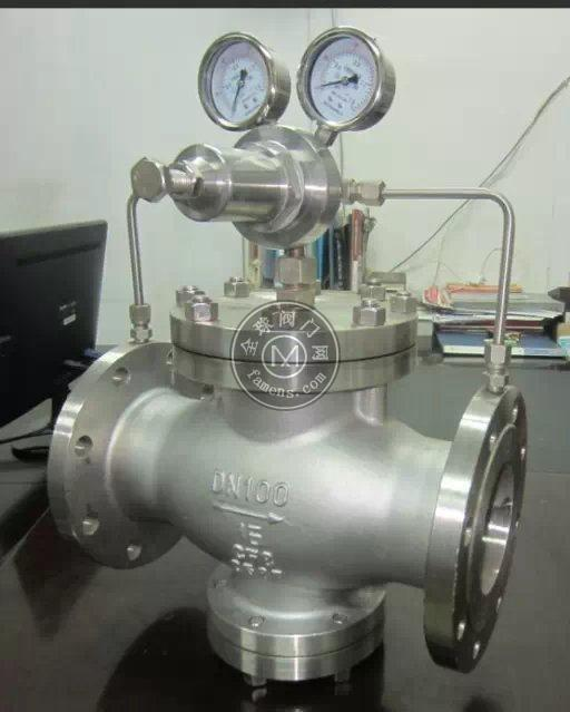 减压阀 YK43X减压阀 气体减压阀 水力控制阀 厂家直销减压阀