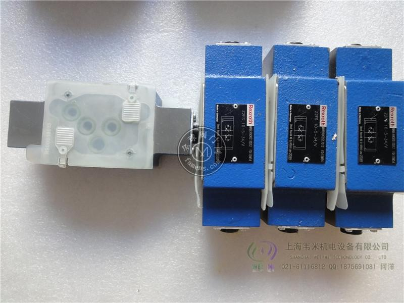 力士乐单向节流阀Z2S10-1-3X