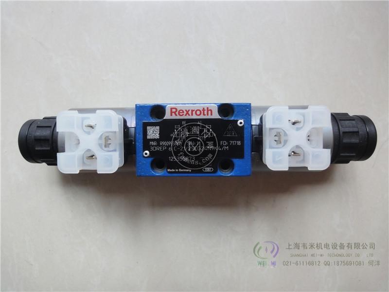 REXROTH電磁閥4WE6D6X/EG220N9K4/V