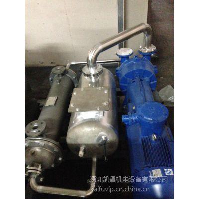 NASH液环真空泵系统性2BW1080 减压蒸馏和真空浓缩
