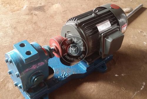 ZYB型渣油泵