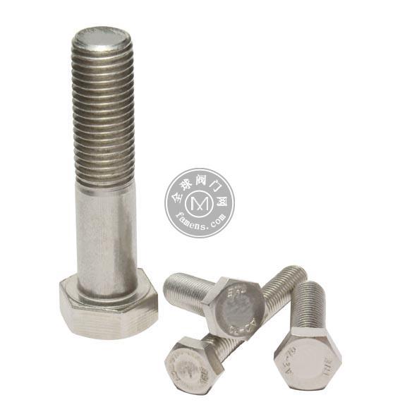 不銹鋼A2-70 外六角螺絲