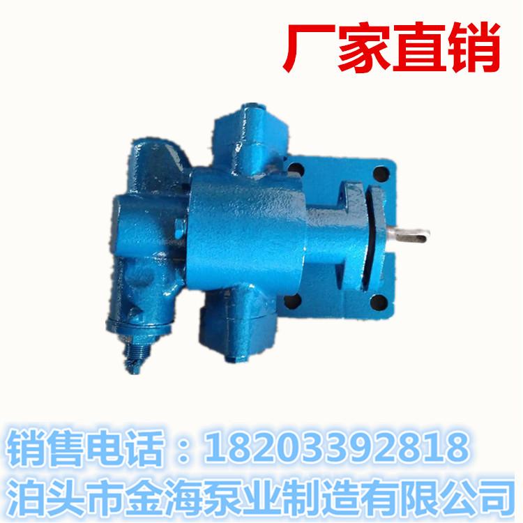 kcb油泵kcb83.3增压泵渣浆泵抽油泵齿轮泵结构齿轮泵厂家金海泵业