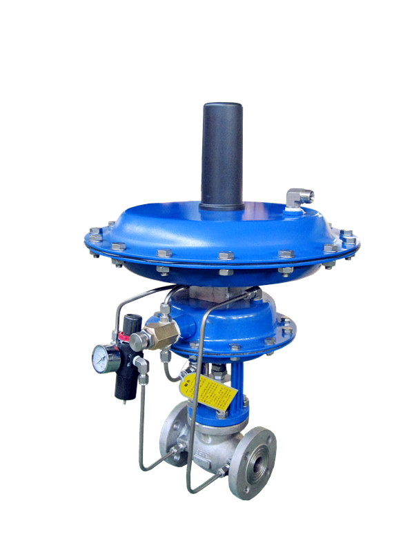 ZZYP-16BII带指挥器不锈钢氮封阀|储灌微压氮封系统控制阀