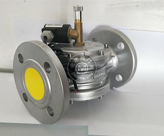 DN50螺纹燃气电磁阀山东斯诺冠电磁阀