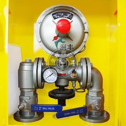 临清永良燃气调压器润丰分使用历史