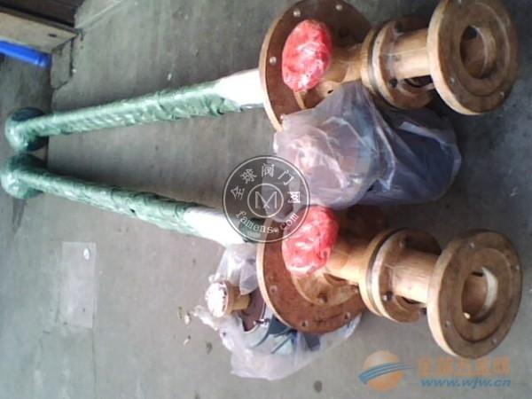 FSY型玻璃钢耐腐蚀液下泵