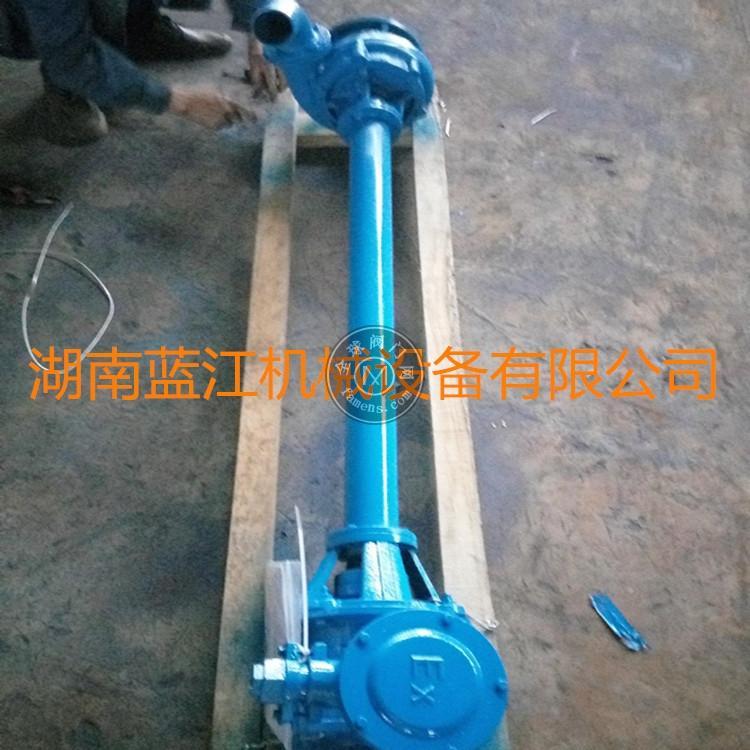 NL型立式长杆液下污水泥浆泵
