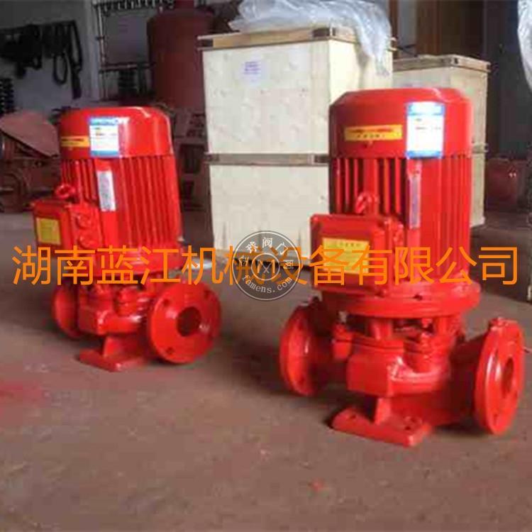 XBD-L型立式增压稳压消火栓喷淋消防泵