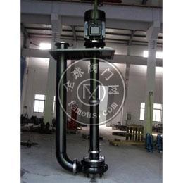 YW型液下式污水无堵塞排污泵