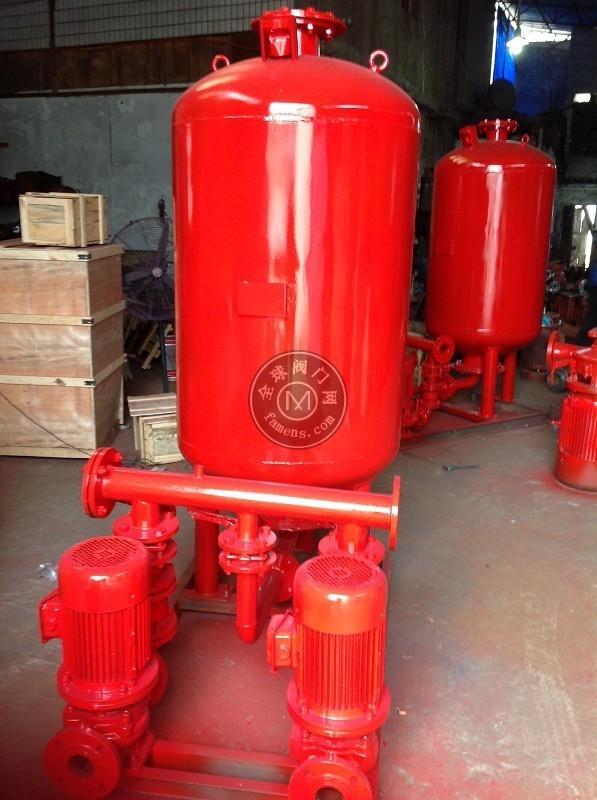 ZW(L)立式消防增压稳压供水设备