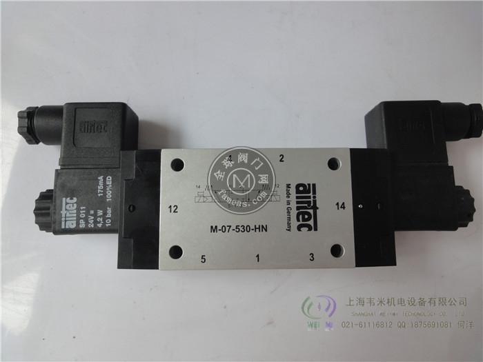 M-05-510-HN AIRTEC電磁閥