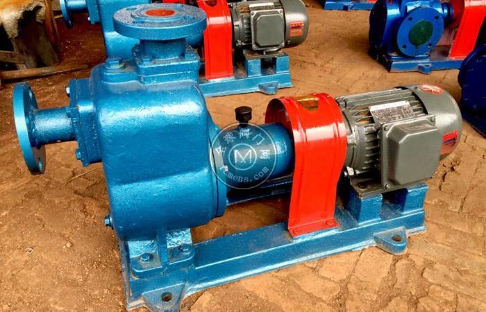 南昌CYZ型自吸式离心油泵