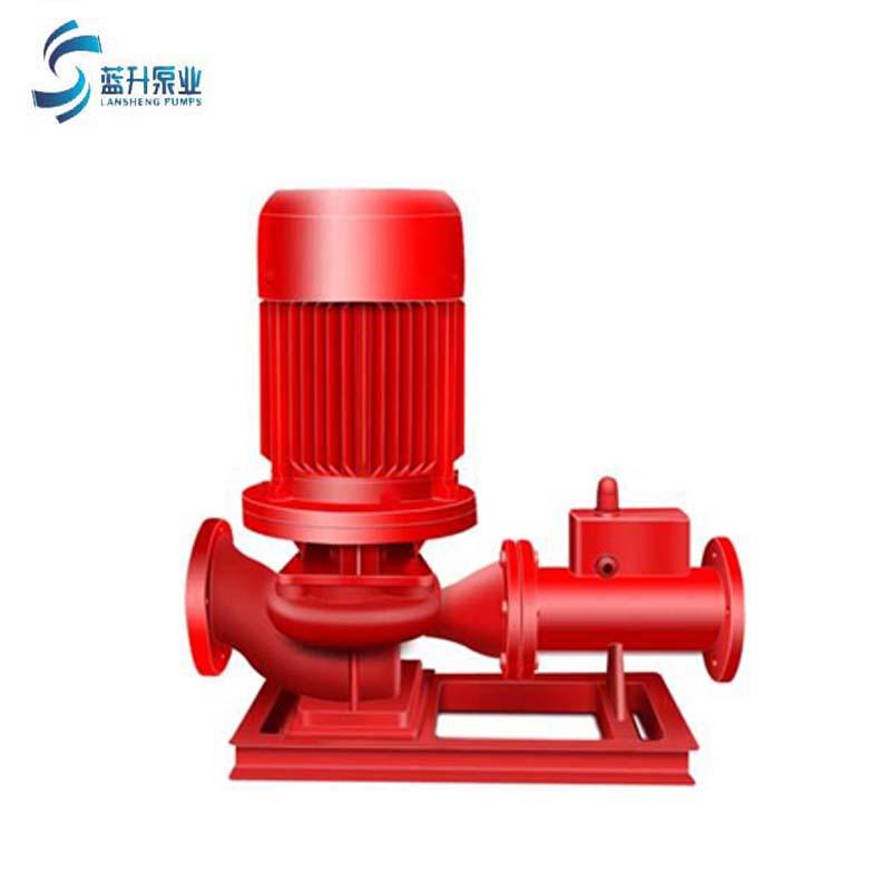 供应济南消防泵XBD消火栓泵稳压泵厂家现货