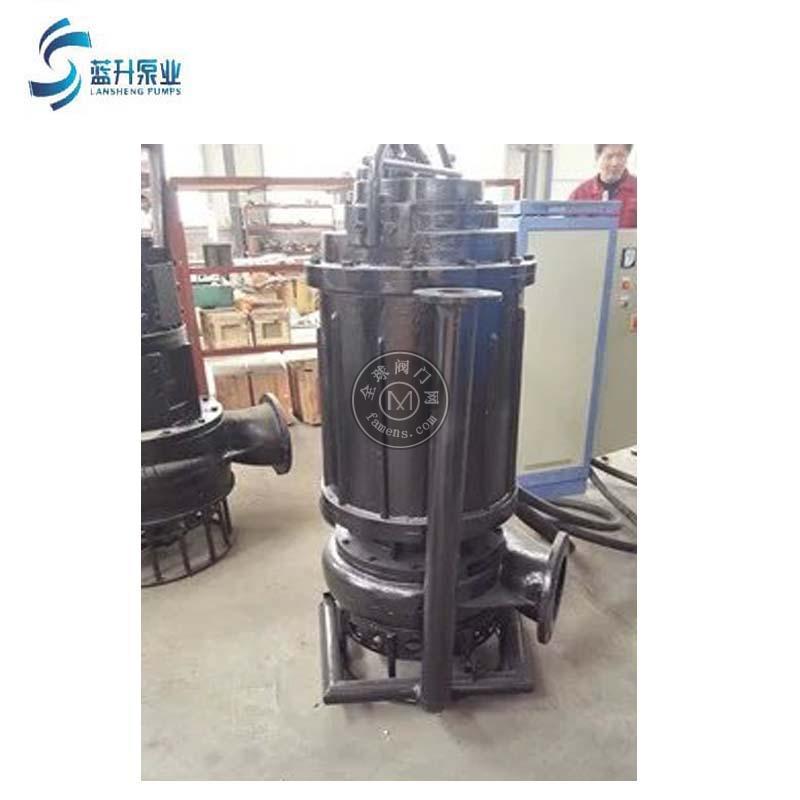 济南RQW系列耐热潜水排污泵耐腐蚀高温污水泵
