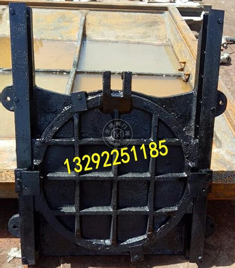 MXY明杆式铸铁闸门技术说明