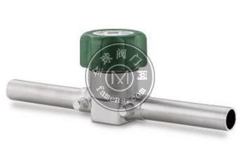 焊接波紋管閥