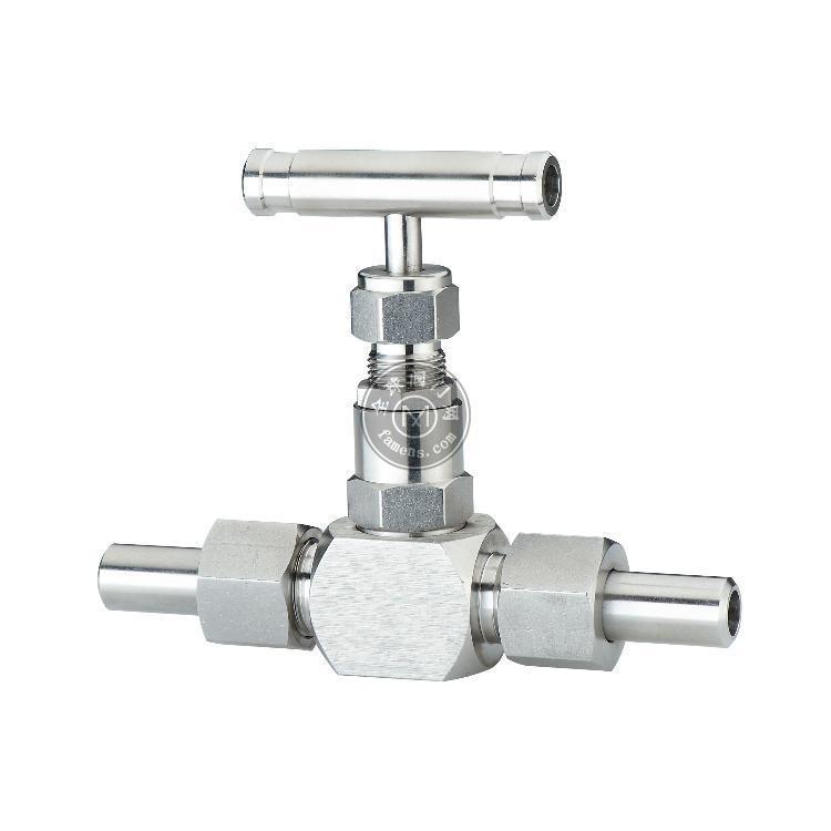 高温高压焊接型针阀
