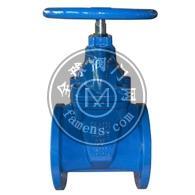DIN F4 德標軟密封閘閥|Z45X-10Q德標彈性座封閘閥