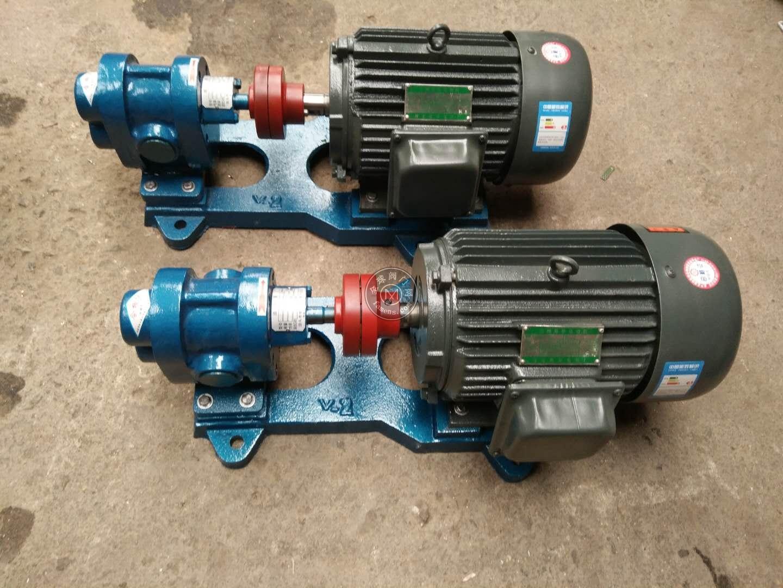 厂家供应 铸铁渣油泵 ZYB煤焦油输送泵