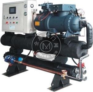 大型制冷设备  螺杆式冷水机 螺杆机组 大型循环制冷设备生产厂家