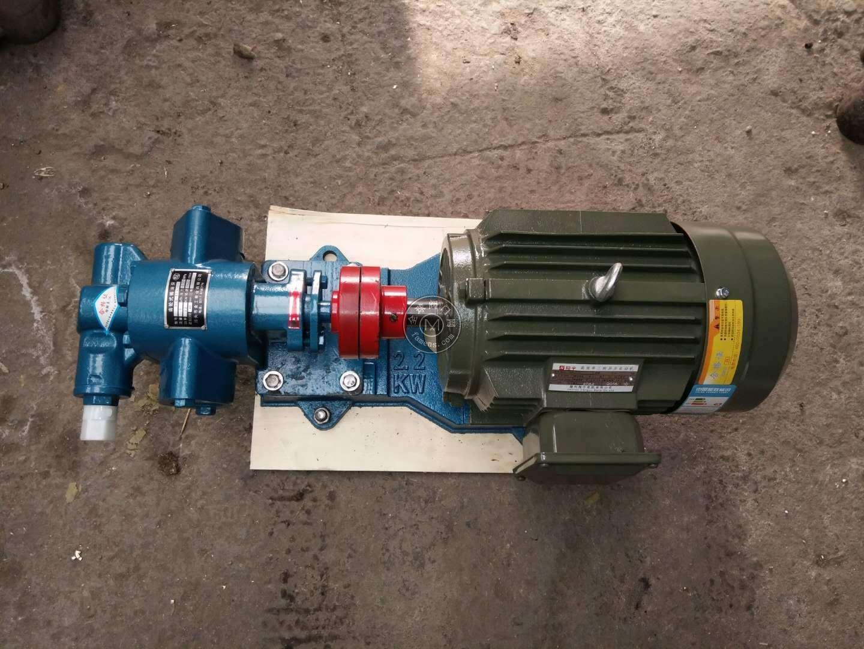 优质铸铁KCB齿轮泵  齿轮耐磨 输送泵