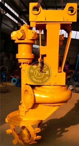 高效泥沙�泵-抽∮沙更轻松、更灵活【装◆在挖机泥沙泵】