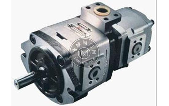 工程机械设备耐磨油泵油阀