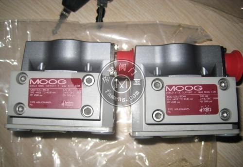 车间设备穆格阀D633-308B阀