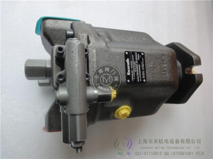 力士樂REXROTH軸向柱塞泵A10VSO18DFR1/31R-PPA12N00