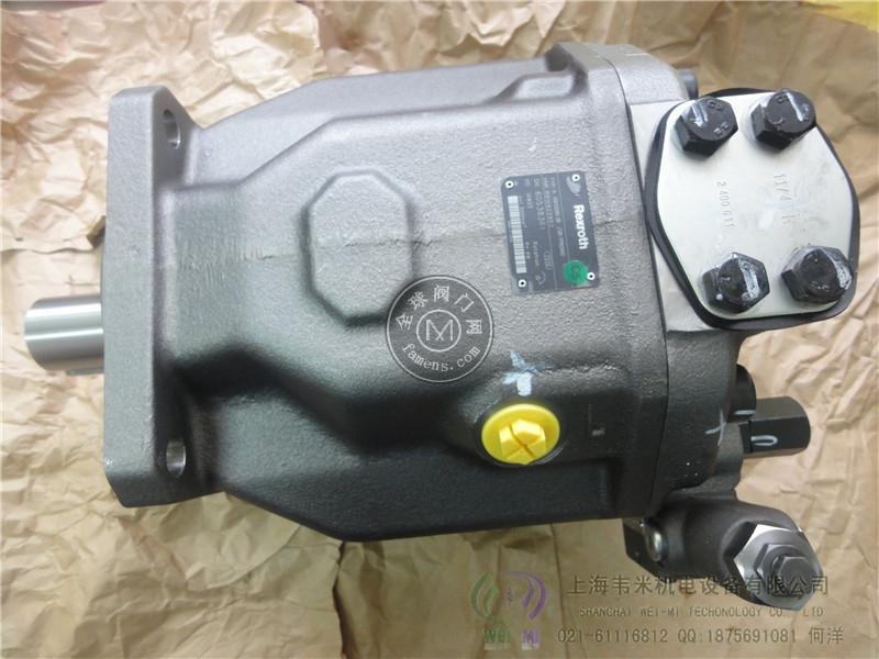 力士乐斜盘结构轴向柱塞变量泵A10VSO100DFR1/31R-PPA12N00